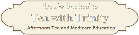 Tea with Trinity Logo